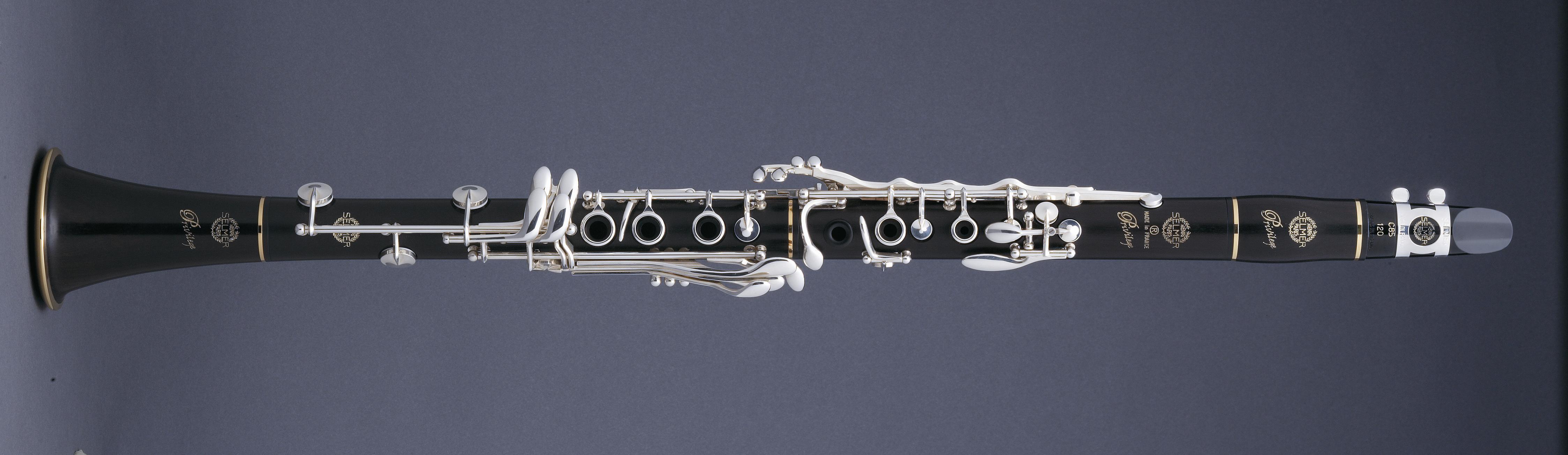 A klarinet