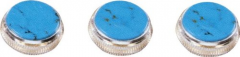 BACH TURQUISE SP VALVE BUTTONS