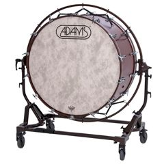 "ADAMS 2BD32 Concert Bass Drum 32"" x 18"" incl. ""Free Suspended"" stand"