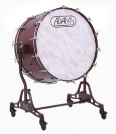 "ADAMS 2BD28K Kettle Concert Bass Drum 28"" x 18"" (without stand)"
