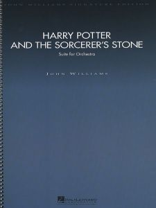 NOTE: Williams, J. - HARRY POTTER AND THE SORCERER'S STONE orchestral suite, partitura