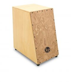 Latin Percussion LP1433 Cajon Americana Series Angled Surface