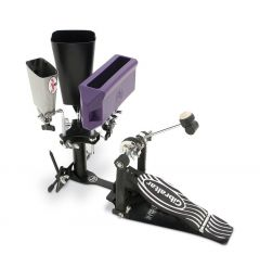 Latin Percussion LP388M Pedal mount Gajate Multi Stem