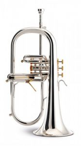 STOMVI 5926 Bb Elite Copper Bell Silver Plated Flugelhorn