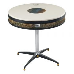 REMO Drum Table Comfort Sound Technology (CST) Pre-Tuned 30x5""
