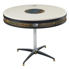 REMO Drum Table Comfort Sound Technology (CST) Pre-Tuned 40x5""