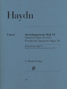 String Quartets Book VI op. 42 and 50