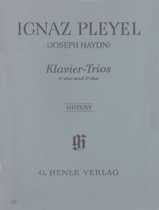 Piano Trios (previously attributed to Joseph Haydn)
