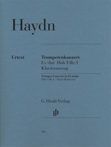 Concerto for Trumpet and Orchestra E flat major Hob. VIIe:1