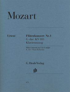 Concerto for Flute and Orchestra G major K. 313