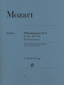 Concerto for Flute and Orchestra D major K. 314