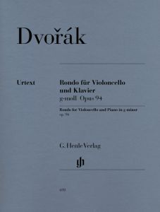 Rondo for Violoncello and Piano g minor op. 94