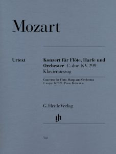 Concerto for Flute, Harp and Orchestra C major K. 299 (297c)