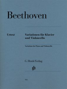 Variations für Piano and Violoncello