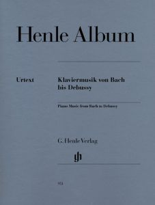 Piano Music from Bach to Debussy
