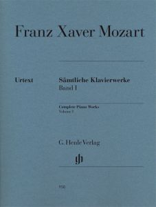 Complete Piano Works Volume I