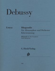 Rhapsody for Alto Saxophone and Orchestra