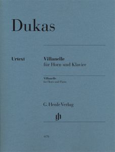 Villanelle for Horn and Piano