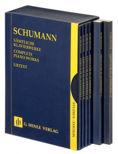 Complete Piano Works - 6 Volumes in a slipcase