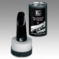 BG B1 Bb CLARINET Mouthpiece - handcrafted by ZINNER