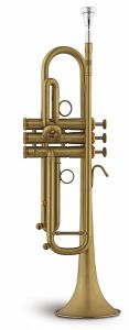 STOMVI S3 Bb Trumpet 5066 GOLD BRUSHED