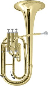 BESSON BE1052-1-0 STUDENT Tenor horn