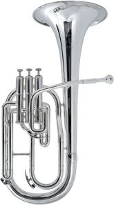 BESSON BE1052-2-0 STUDENT Tenor horn