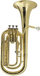 BESSON BE157-1-0 STUDENT Bariton horn COMPENSATED SYSTEM