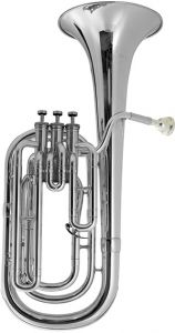 BESSON BE157-2-0 STUDENT Bariton horn COMPENSATED SYSTEM