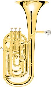 BESSON BE2056-1-0 PROFESSIONAL Bariton horn COMPENSATED SYSTEM PRESTIGE