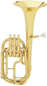 BESSON BE950-1-0 PROFESSIONAL Tenor horn SOVEREIGN