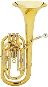 BESSON BE955-1-0 PROFESSIONAL Bariton horn COMPENSATED SYSTEM SOVEREIGN