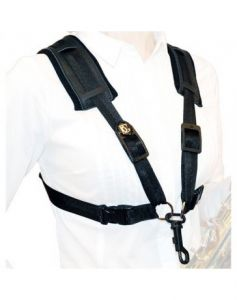BG S40CSH Pas za SAKSOFON A + T - HARNESS MEN/ SNAP HOOK - COMFORT MAN SIZE