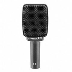 SENNHEISER e 609 Silver Instrument microphone, dynamic, supercardioid, 3-pin XLR-M, anthracite, includes clip and bag