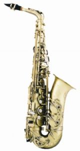 BUFFET CRAMPON Alto saxophone serie 400 antique mat finish BC8401-4-0