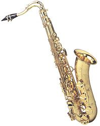 SELMER REFERENCE TENOR SAX 36 GOLD LACQUER ENGRAVED