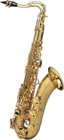 SELMER REFERENCE TENOR SAX 54 GOLD LACQUER ENGRAVED