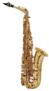 SELMER REFERENCE ALTO SAX GOLD PLATED ENGRAVED