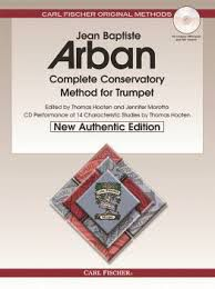 ARBAN J.B. Complete Conservatory Method for Trumpet