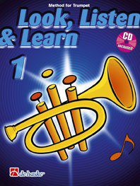 LOOK, LISTEN & LEARN 1 ZA TROBENTO + CD