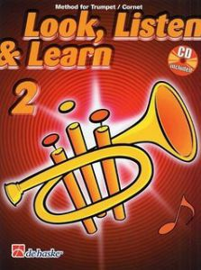 LOOK, LISTEN & LEARN 2 ZA TROBENTO + CD