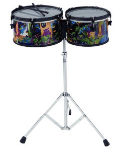 Remo Kid's Percussion Timbals KD-2012-01