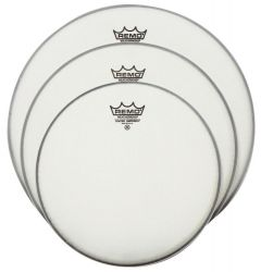 Remo Drum head Emperor white coated ProPack PP-0952-BE