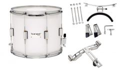 Gewa Marching drum Parade drum  14x10""