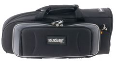 SOUNDWEAR PROFESSIONAL TRUMPET CASE, BLACK